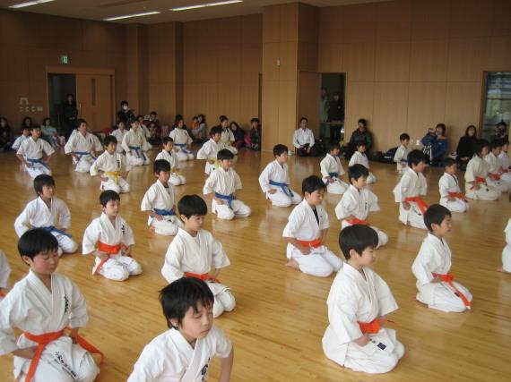 仙台市,空手教室,こころと技の育成
